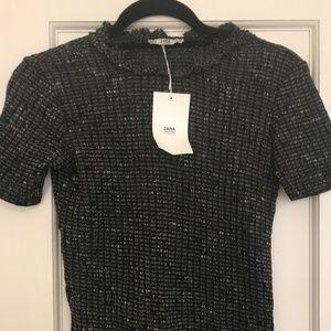 ZARA Basic Sweater Tee